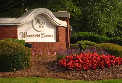 Wynfield Estates Roswell Georgia Neighborhood (8)