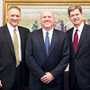Former Stake Presidency (Left to Right)<br /> <br /> Verne Ernst (1st Counselor), Russell Jensen (President), David Winters (2nd Counselor)