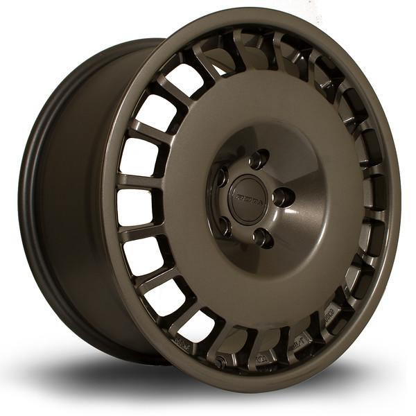 Rota D154 18x8.5 Gunmetallic