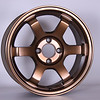 New Rota Grid 15x7 Sports Bronze Concave Face