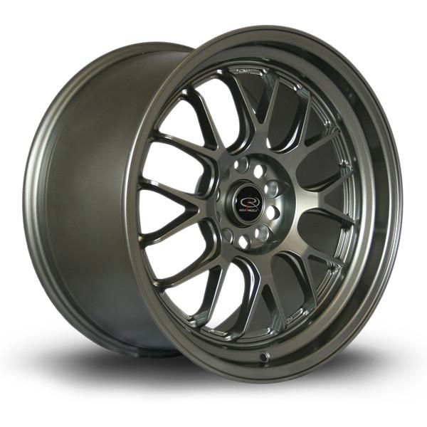 Rota MXR 18x10 steel grey