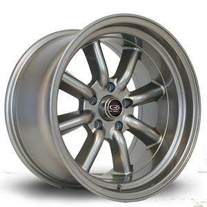 Rota RKR 17x9.5 et-10 Steel Grey