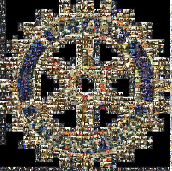 RotaryWheel Mosaic