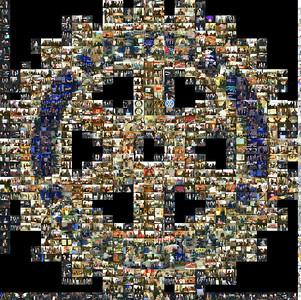 100 Anniversary Mosaic