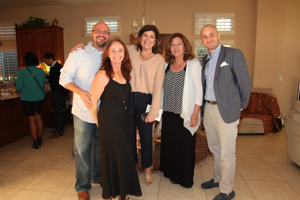 Westchester Rotary Progressive Dinner at The Shayan Estate