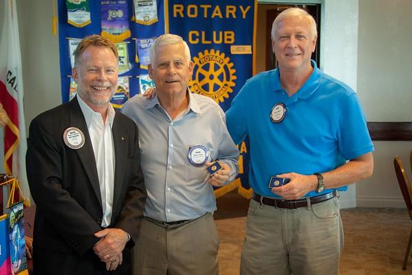 Rotarians at Work 2016-17