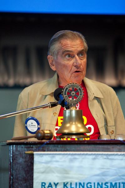 Rotary Club of Ventura Meeting, Feb 2, 2011