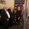 From left, Albert and Terry Daigle, and Doris and Dr. Paul Dufour, all of Dracut