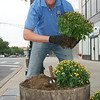 Rotary Fall Barrel Planting - Morristown, NJ