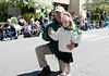10_04_10 - St Pats Parade - ©David Shapiro 2010 - Proud Grandpa TJ with his granddaughter.