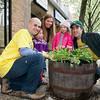 Rotary Spring Barrel Planting - ©David Shapiro 2011