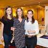 Melissa Wirths (l) and Kelley Wirths (r) with mom Beth Wirths of Morristown - Taste of Morristown at the Hanover Marriott in Whippany, NJ - Photos by David Shapiro