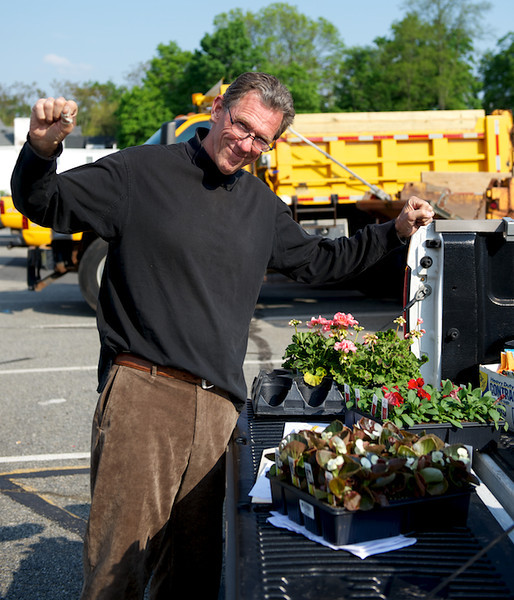 Doug Greenberger, Planting Organizer