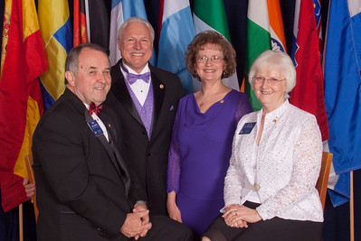 2014 Foundation Dinner Pictures with RI Pres. Ron Burton and Jetta