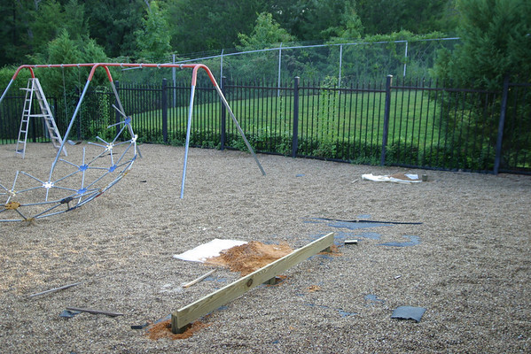Crisis Center Play Structure