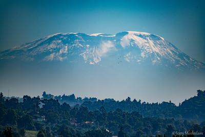 Mt. Kilimanjaro, 19,340 ft.