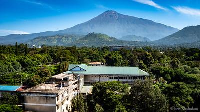 Mt. Meru, 14,977 ft.
