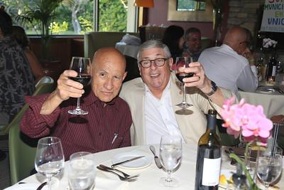 Miguel Cueva and Harry Krebs