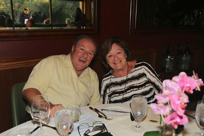 Event organizers Errol & Sharon Giuliano