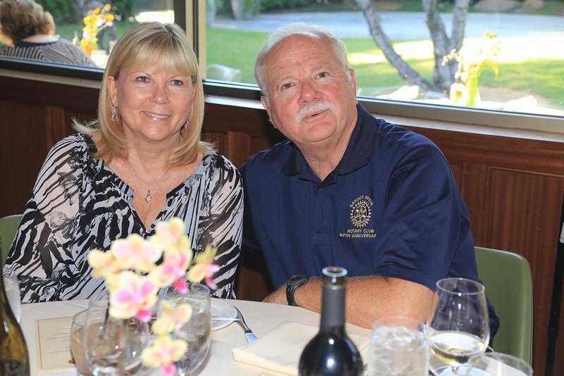 Jeanne & Steve Larson
