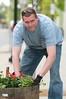 May 13, 2009 - Morristown Rotary Barrel Planting © David Shapiro