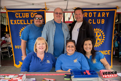 Fire Station 63 Pancake Breakfast.  Hosted by Rotary Club of Playa Venice Sunrise.  Photo by VenicePaparazzi.com