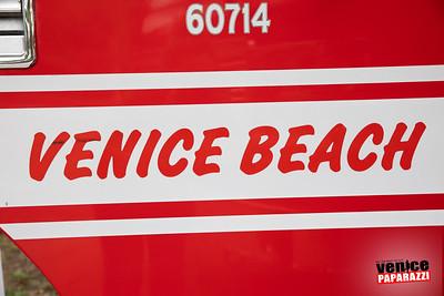 Fire Station 63 Pancake Breakfast.  Photo by VenicePaparazzi.com
