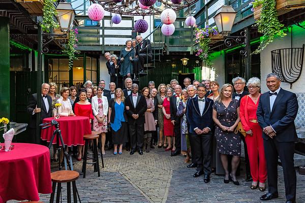 Rotary Bestuurswisseling 2018
