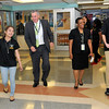 Dr  Arlotto Arriving with Ambassadors