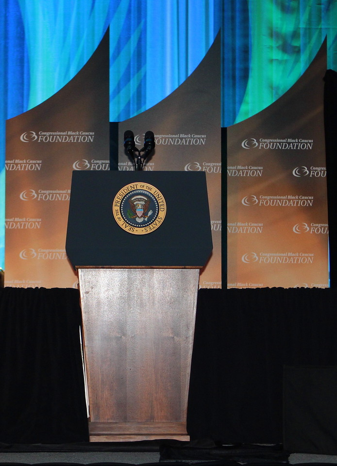 """The Congressional Black Caucus Foundation, Incorporated (CBCF) today announced that President Barack Obama will serve as the keynote speaker for the 45th Annual Legislative Conference (ALC) Phoenix Awards Dinner. The event is scheduled for 6 p.m., Saturday, Sept. 19 at the Walter E. Washington Convention Center in Washington, D.C.<br /> <br /> """"We welcome President Barack Obama's participation in the Phoenix Awards Dinner, particularly at this critical time for African Americans,"""" said A. Shuanise Washington, president and chief executive officer of the CBCF. """"As a former member of the CBC, and throughout his presidency, Mr. Obama has taken action to rectify the civil and social injustices experienced by black Americans. We deeply value Mr. Obama's commitment to our mission to eliminate disparities in underserved communities."""""""