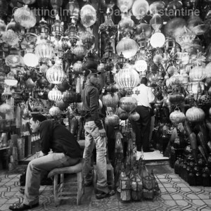 Marrakesh, Morocco. November 2010