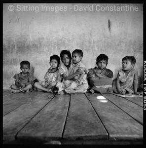 Calcutta Social Project Project - Calcutta, India. December 1989