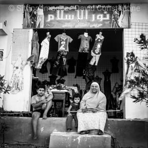 Dahab, Egypt. November 2013