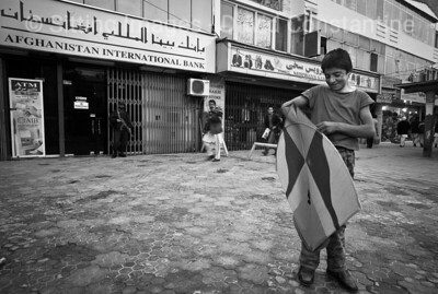 Kabul, Afghanistan. October 2007
