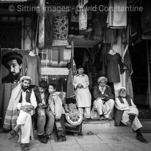Chicken Street, Kabul, Afghanistan - October 2007