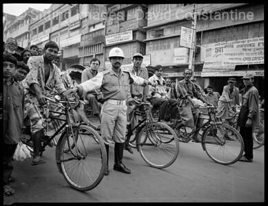 Dhaka, Bangladesh. December 1989