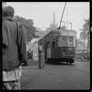 Calcutta, India. December 1989