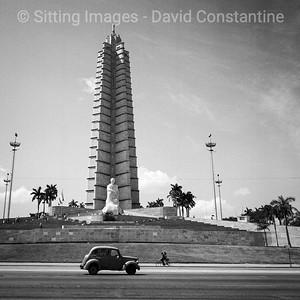 Place de la Revolucion - Havana Cuba April 2006