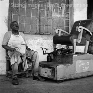 Cienfuegos, Cuba. March 2006