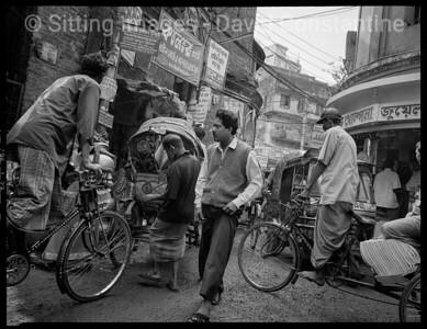 Old Dhaka, Dhaka, Bangladesh. January 2000