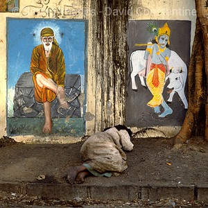 Mumbai, India. December 1989