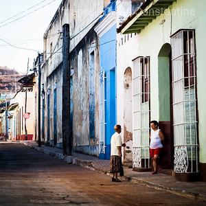 Trinidad, Cuba. January 2012