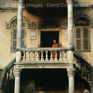 Phnom Penh, Cambodia. January 1992