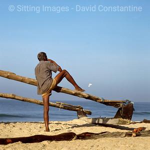 Goa, India. December 1989