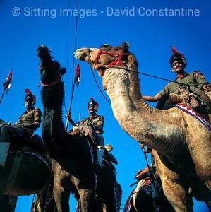 Jaiselmer, Rajasthan, India. January 1990