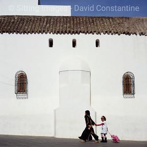 Arcila, Morocco. November 2010