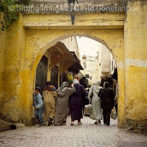 Fez, Morocco. May 2004