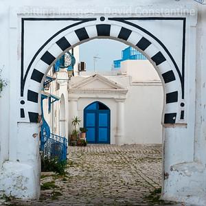Tunis, Tunisia. March 2012