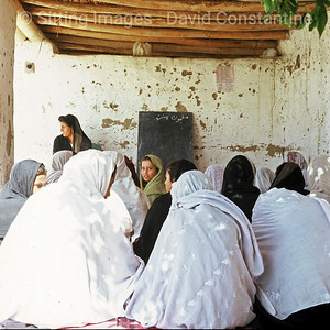 School for girls - Jalalabad, Afghanistan - May 2006