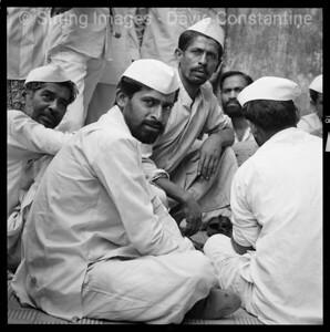Bombay, India. January 1990